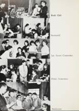 1957 Manual Training High School Yearbook Page 92 & 93