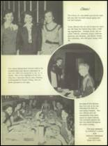 1956 Crooked Oak High School Yearbook Page 14 & 15
