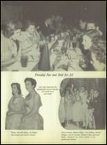 1956 Crooked Oak High School Yearbook Page 16 & 17