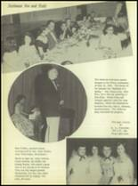 1956 Crooked Oak High School Yearbook Page 20 & 21