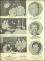 1956 Crooked Oak High School Yearbook Page 24 & 25