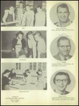 1956 Crooked Oak High School Yearbook Page 26 & 27