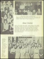 1956 Crooked Oak High School Yearbook Page 30 & 31