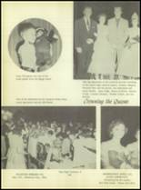 1956 Crooked Oak High School Yearbook Page 34 & 35
