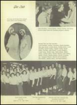 1956 Crooked Oak High School Yearbook Page 40 & 41