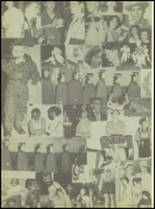 1956 Crooked Oak High School Yearbook Page 44 & 45