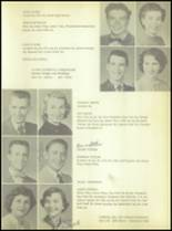 1956 Crooked Oak High School Yearbook Page 64 & 65