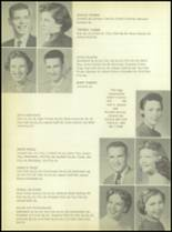 1956 Crooked Oak High School Yearbook Page 66 & 67