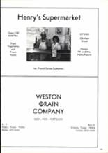 1975 Frisco High School Yearbook Page 26 & 27