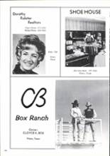 1975 Frisco High School Yearbook Page 40 & 41