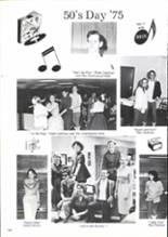 1975 Frisco High School Yearbook Page 56 & 57