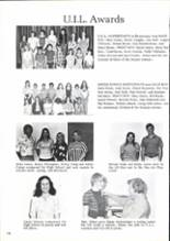 1975 Frisco High School Yearbook Page 60 & 61