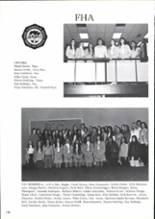 1975 Frisco High School Yearbook Page 76 & 77