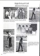 1975 Frisco High School Yearbook Page 96 & 97