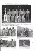 1975 Frisco High School Yearbook Page 102 & 103