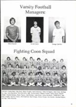 1975 Frisco High School Yearbook Page 112 & 113