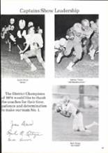 1975 Frisco High School Yearbook Page 116 & 117