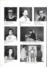 1975 Frisco High School Yearbook Page 124 & 125