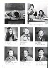 1975 Frisco High School Yearbook Page 128 & 129