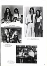1975 Frisco High School Yearbook Page 136 & 137