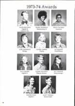 1975 Frisco High School Yearbook Page 140 & 141