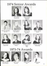 1975 Frisco High School Yearbook Page 142 & 143