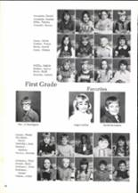 1975 Frisco High School Yearbook Page 154 & 155