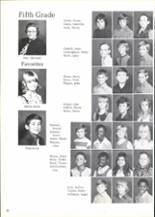 1975 Frisco High School Yearbook Page 166 & 167