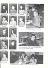1975 Frisco High School Yearbook Page 170 & 171