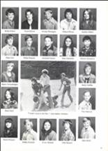 1975 Frisco High School Yearbook Page 184 & 185
