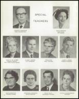 1969 South Hamilton High School Yearbook Page 20 & 21