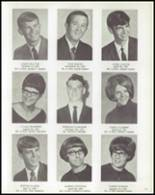 1969 South Hamilton High School Yearbook Page 22 & 23