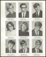 1969 South Hamilton High School Yearbook Page 24 & 25