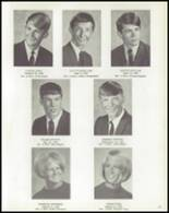 1969 South Hamilton High School Yearbook Page 28 & 29