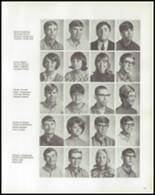 1969 South Hamilton High School Yearbook Page 38 & 39