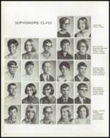 1969 South Hamilton High School Yearbook Page 44 & 45