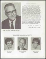 1969 South Hamilton High School Yearbook Page 50 & 51