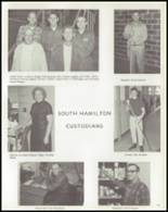 1969 South Hamilton High School Yearbook Page 76 & 77