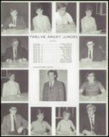 1969 South Hamilton High School Yearbook Page 84 & 85