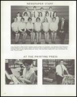 1969 South Hamilton High School Yearbook Page 116 & 117