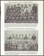 1969 South Hamilton High School Yearbook Page 164 & 165