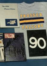 1990 Yearbook Prosser Vocational School
