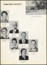 1960 Wynnewood High School Yearbook Page 14 & 15