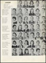 1960 Wynnewood High School Yearbook Page 22 & 23