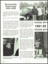 1992 Oak Hill High School Yearbook Page 14 & 15