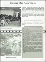 1992 Oak Hill High School Yearbook Page 16 & 17