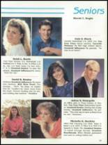 1992 Oak Hill High School Yearbook Page 22 & 23