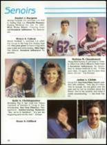 1992 Oak Hill High School Yearbook Page 24 & 25