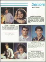 1992 Oak Hill High School Yearbook Page 32 & 33