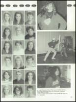 1992 Oak Hill High School Yearbook Page 40 & 41